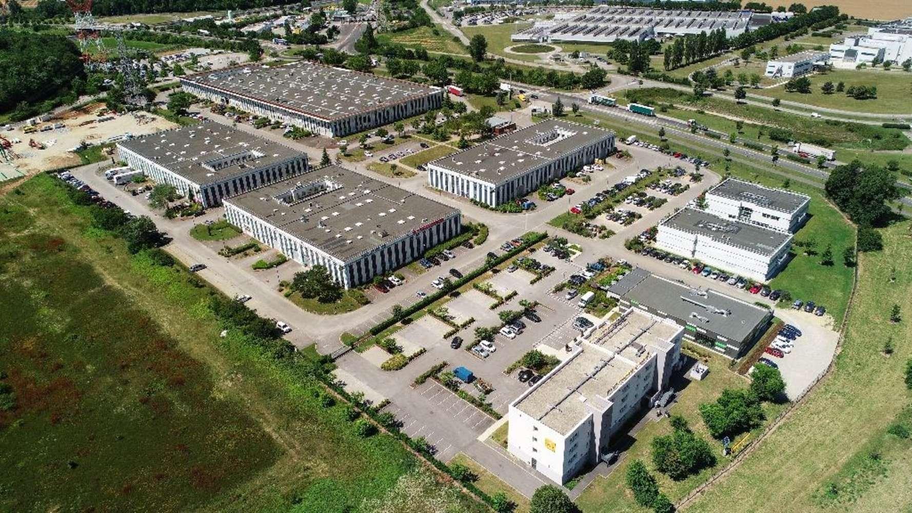 Activités/entrepôt St quentin fallavier, 38070 - Parc d'activité Saint-Quentin Fallavier - 9918040