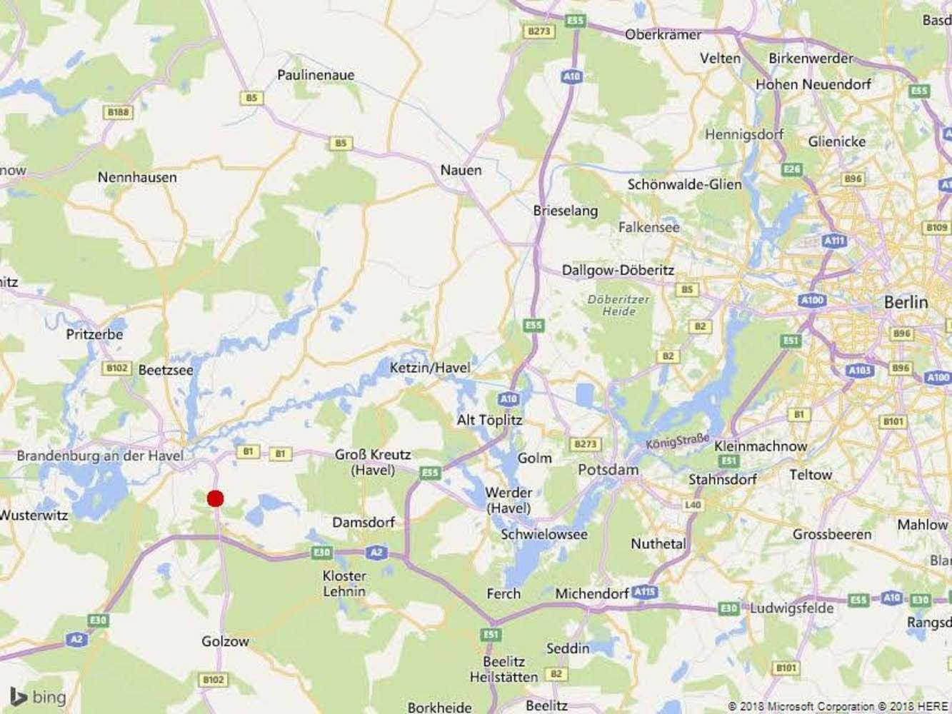 Hallen Brandenburg an der havel, 14776 - Halle - Brandenburg an der Havel, Schmerzke - B1576 - 9919985