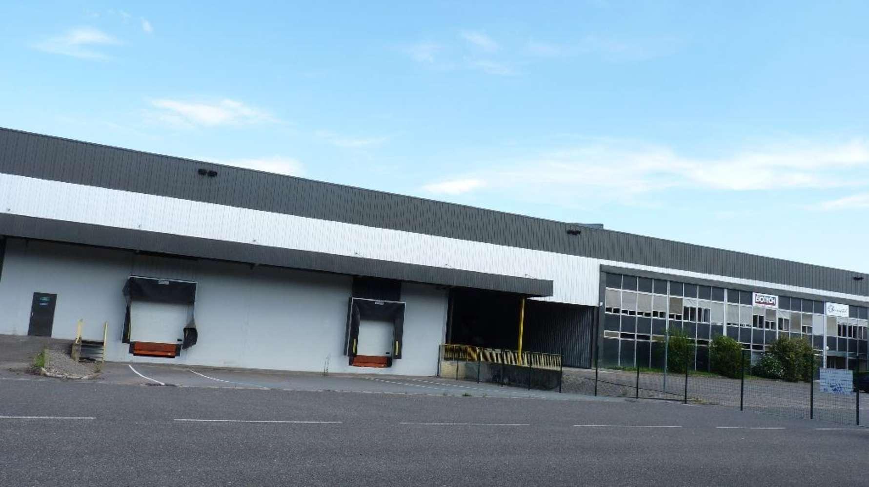 Activités/entrepôt Arnas, 69400 - Location entrepôt Lyon - Transporteur - 9920253