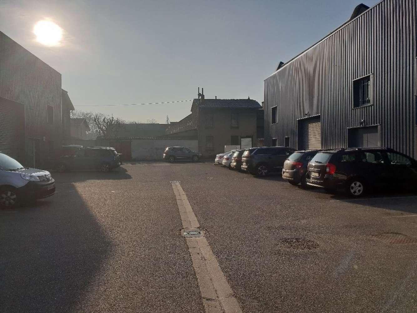 Activités/entrepôt Venissieux, 69200 - LOCATION LOCAUX D'ACTIVITÉ - VENISSIEUX - 9923606