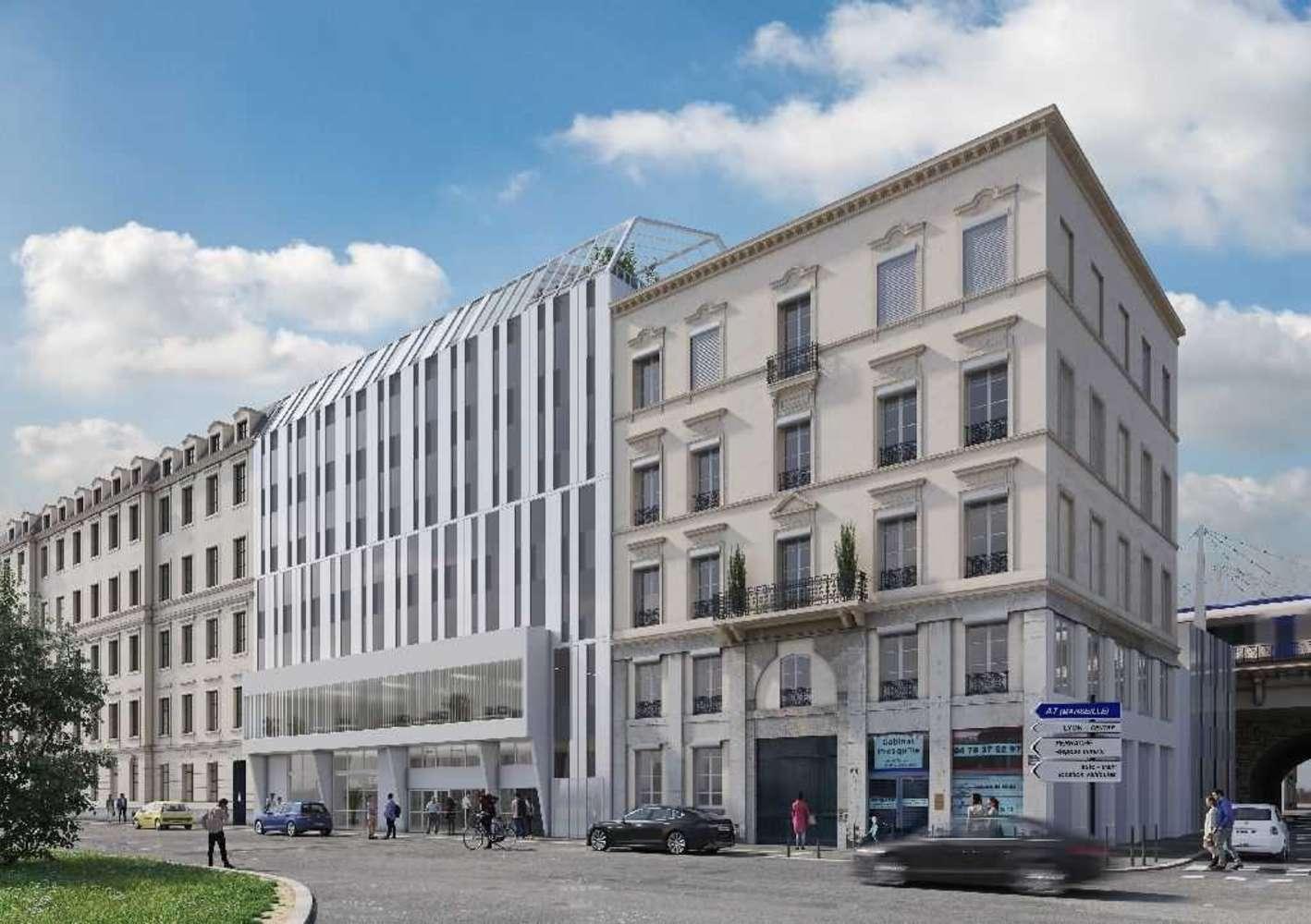 Bureaux Lyon, 69002 - L'OBLIK - 9925629