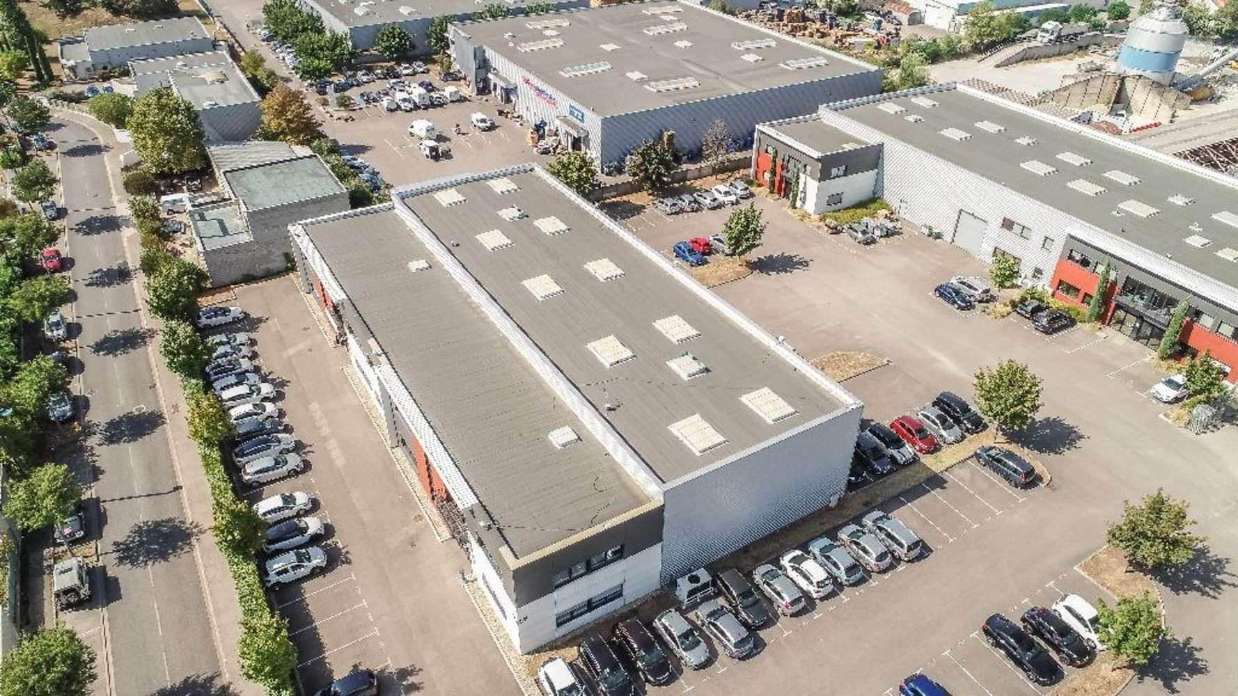 Activités/entrepôt Decines charpieu, 69150 - Location entrepot Lyon Est : Décines - 9925628