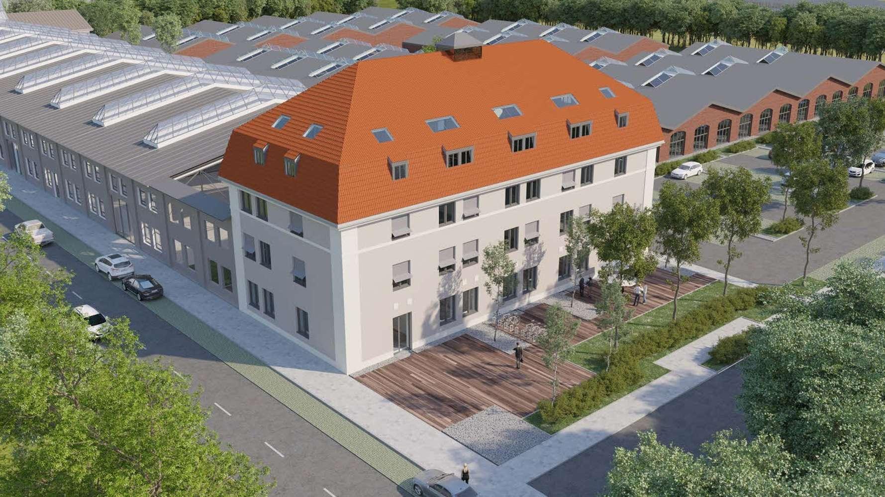 Hallen München, 81249 - Halle - München, Aubing-Lochhausen-Langwied - M1548 - 9928198