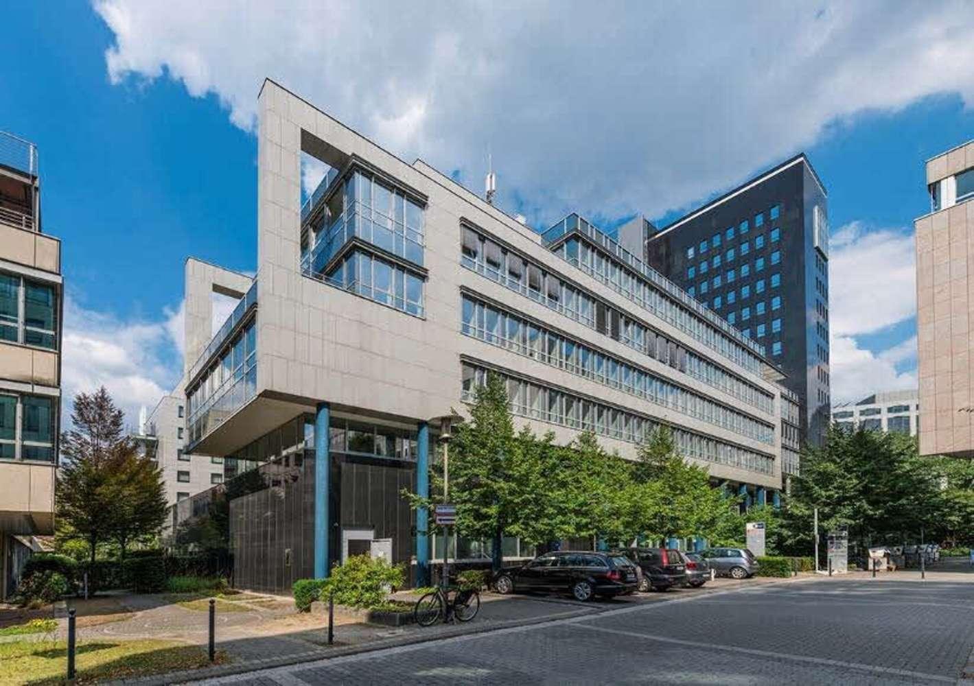 Büros Düsseldorf, 40547 - Büro - Düsseldorf, Lörick - D0886 - 9929462