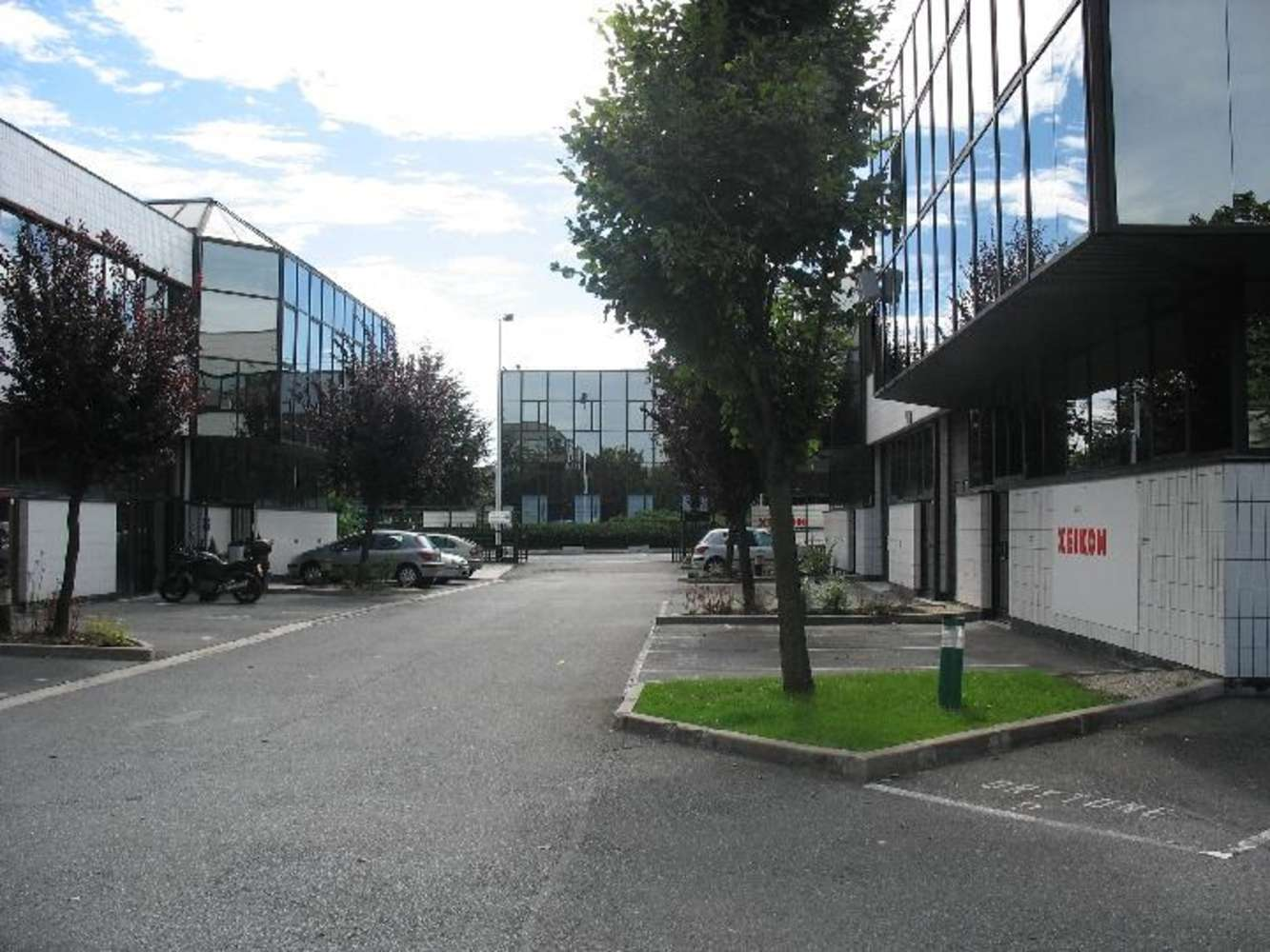 Activités/entrepôt Nanterre, 92000 - 11-13 RUE DES HAUTES PATURES - 9930517