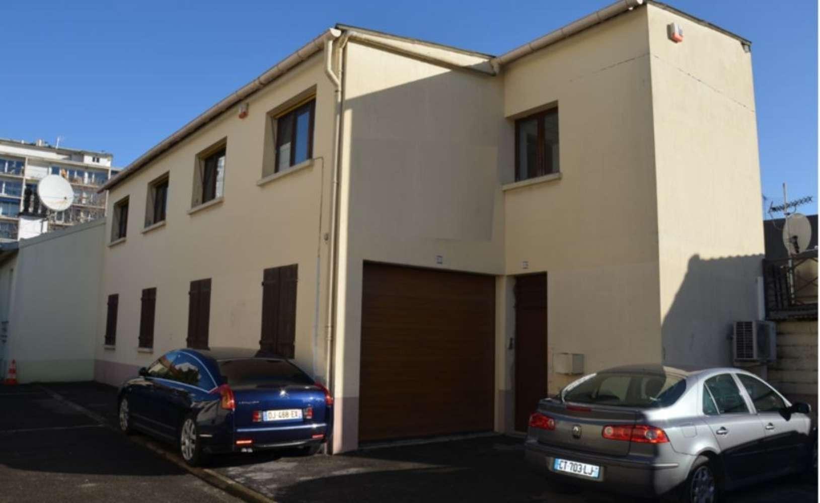 Bureaux Aubervilliers, 93300 - 10-12 IMPASSE ROSSO - 9932483