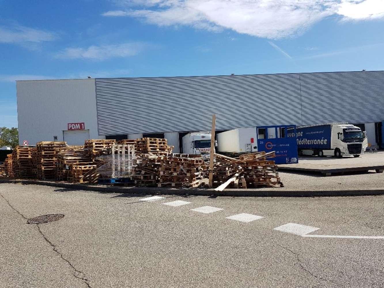 Plateformes logistiques Meyzieu, 69330 - Entrepot à louer Meyzieu - Lyon Est - 9932574