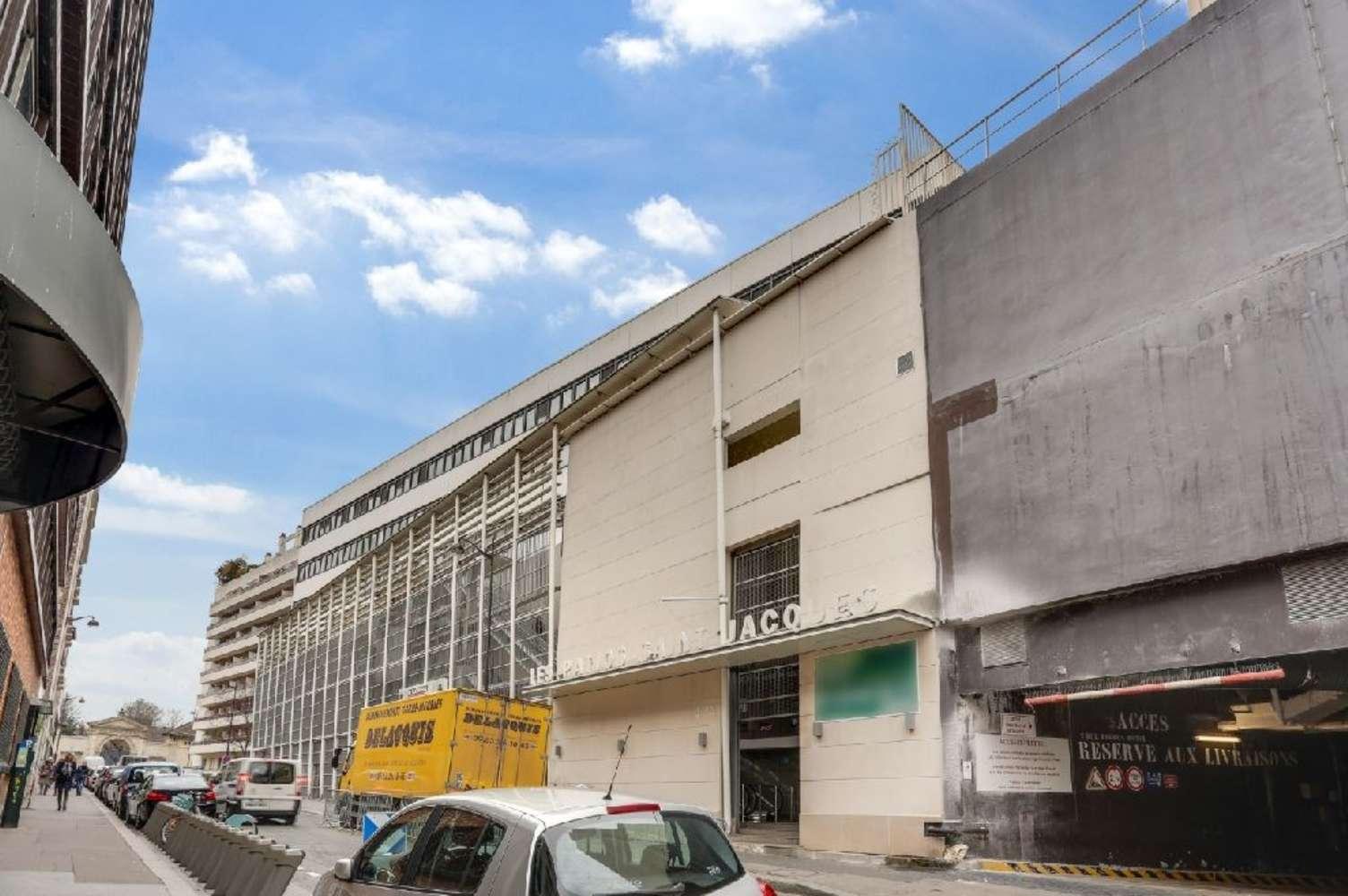 Bureaux Paris, 75014 - LES PATIOS SAINT JACQUES - 9934604