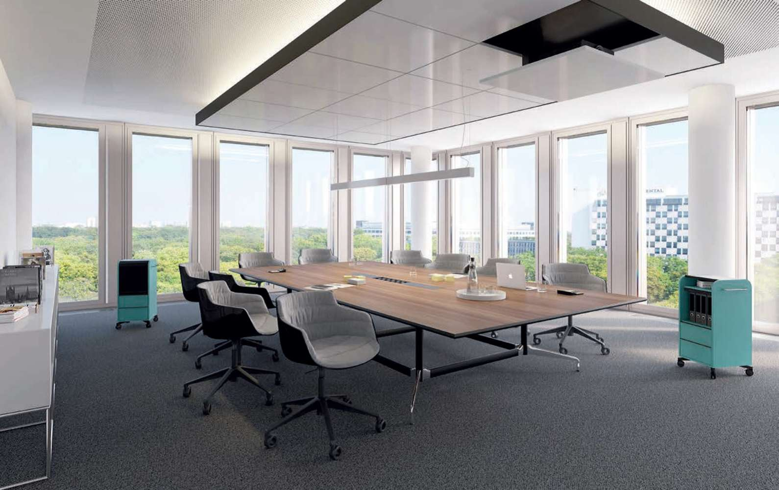 Büros Berlin, 10787 - Büro - Berlin, Tiergarten - B1315 - 9935033