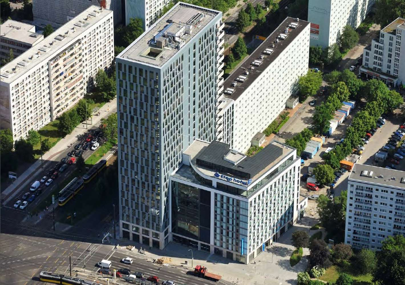 Büros Berlin, 10249 - Büro - Berlin, Friedrichshain - B0363 - 9935348