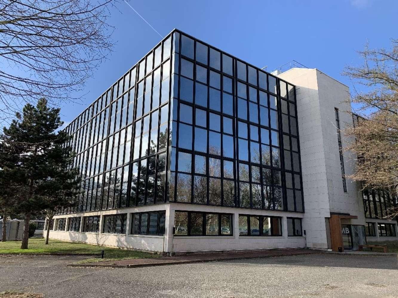 Bureaux Meudon la foret, 92360 - 4-8 AVENUE DU MARECHAL JUIN - 9936143