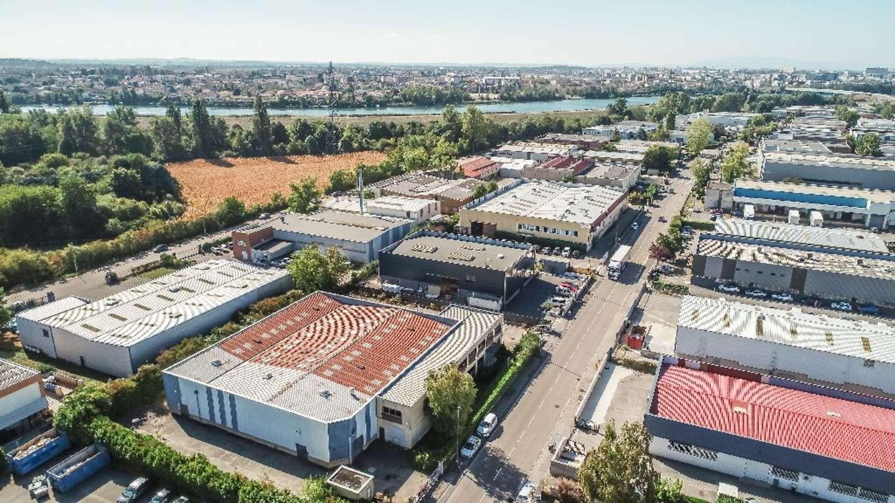 Activités/entrepôt Vaulx en velin, 69120 - Location entrepot Lyon Est - Rhone - 9938306