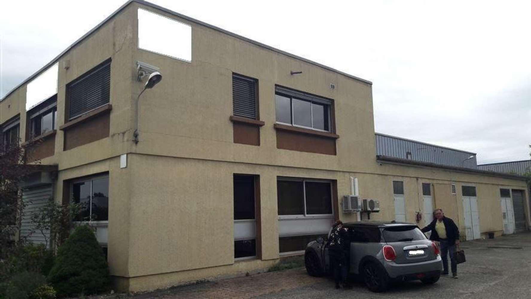 Activités/entrepôt Vaulx en velin, 69120 - Location entrepot Lyon Est - Rhone - 9938308