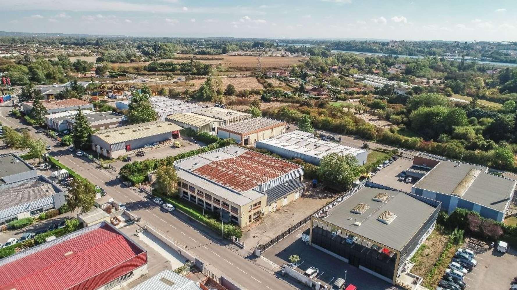 Activités/entrepôt Vaulx en velin, 69120 - Location entrepot Lyon Est - Rhone - 9938310