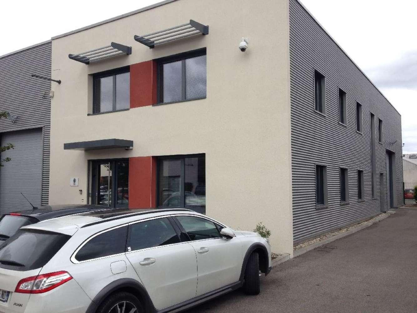 Activités/entrepôt Decines charpieu, 69150 - Location entrepot Décines Charpieu, Lyon - 9983598