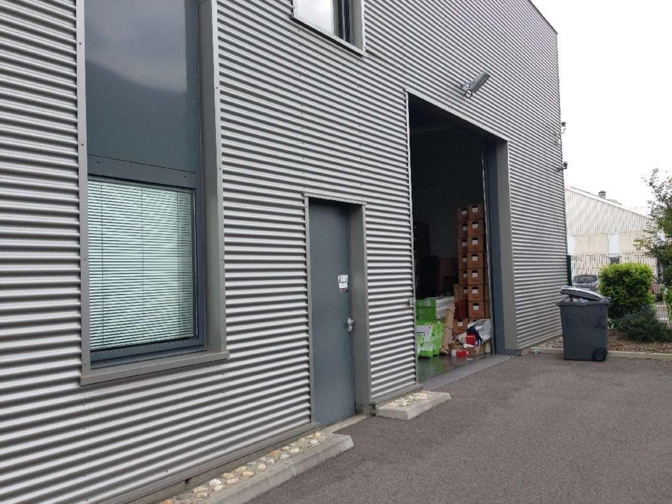 Activités/entrepôt Decines charpieu, 69150 - Location entrepot Décines Charpieu, Lyon - 9983599