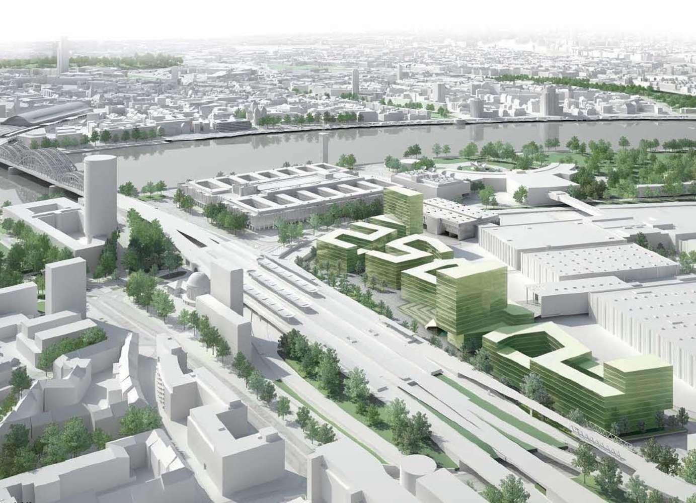 Büros Köln, 50679 - Büro - Köln, Deutz - K0923 - 9986438