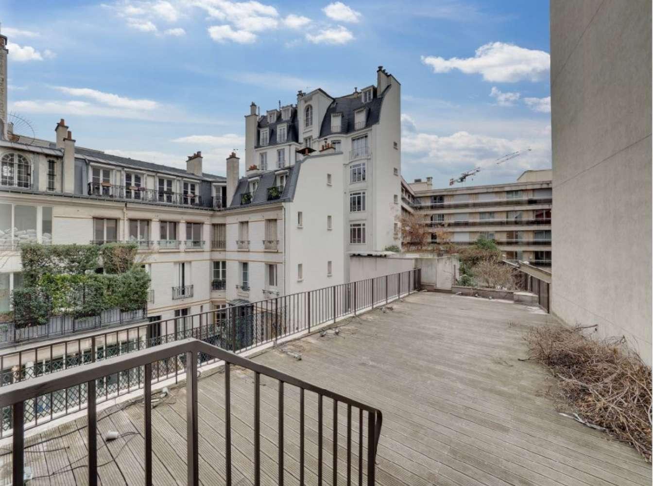 Bureaux Paris, 75008 - 17 AVENUE HOCHE - 9990422