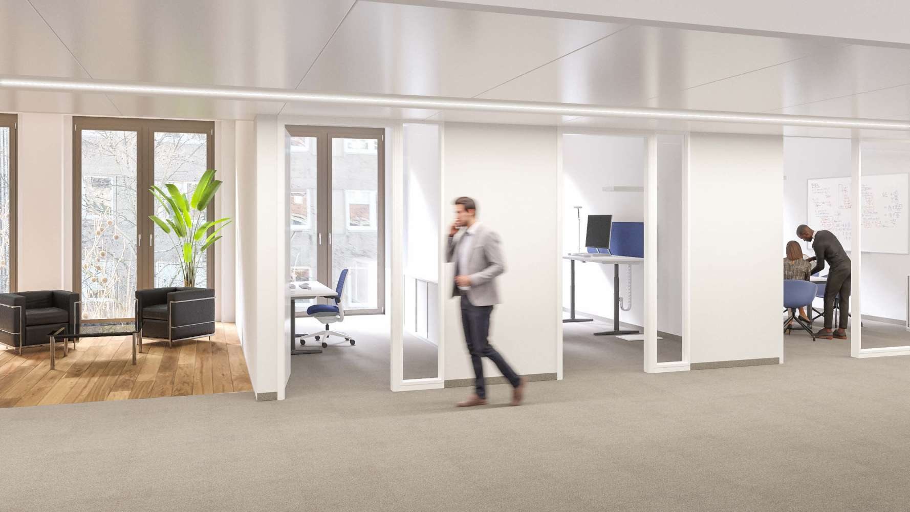 Büros Düsseldorf, 40213 - Büro - Düsseldorf, Altstadt - D2472 - 10017166