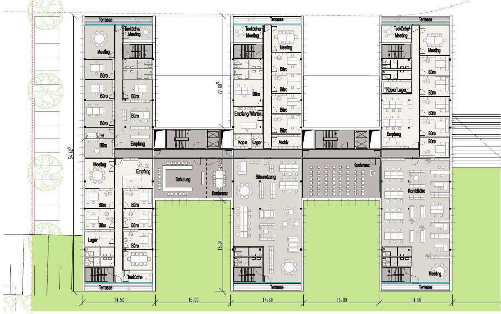Büros Bad homburg, 61352 - Büro - Bad Homburg - F2314 - 10017251