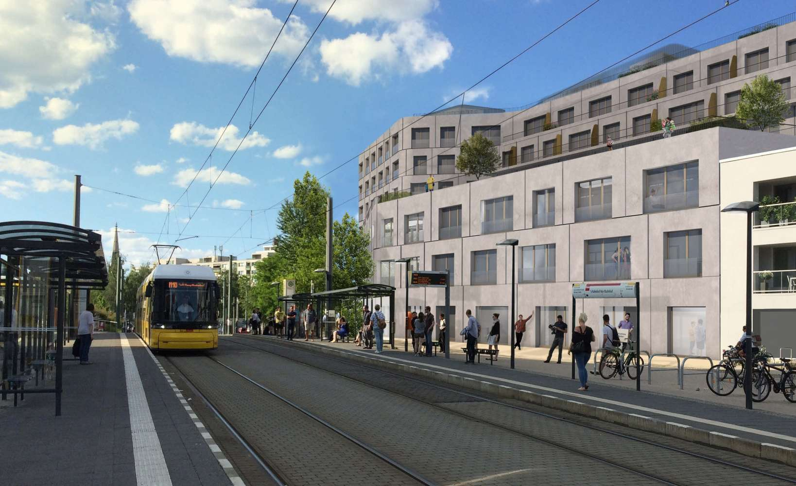 Büros Berlin, 10115 - Büro - Berlin, Mitte - B1666 - 10017291