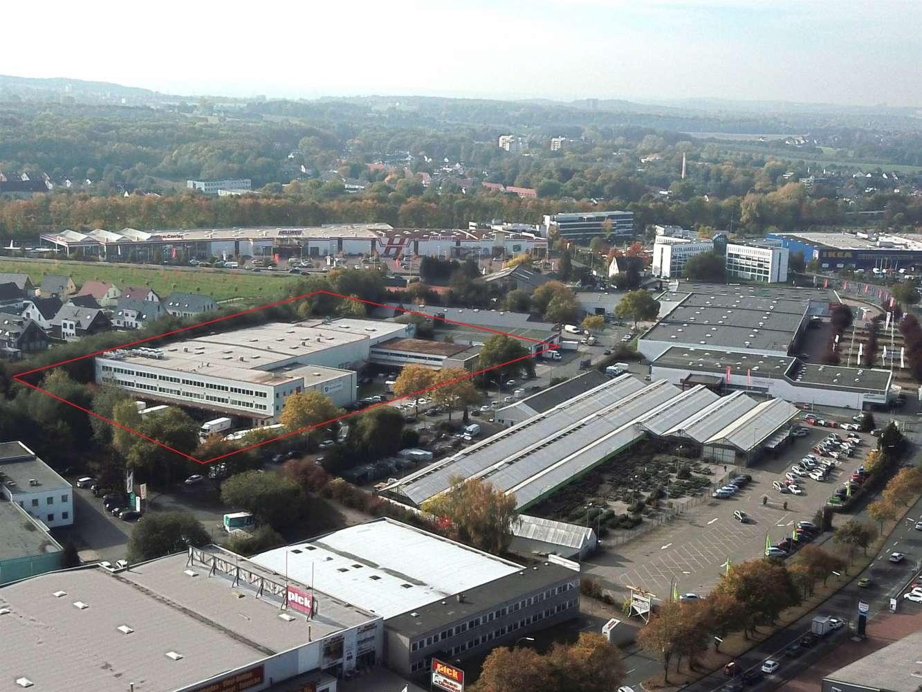 Hallen Dortmund, 44149 - Halle - Dortmund, Oespel - D2556 - 10017459