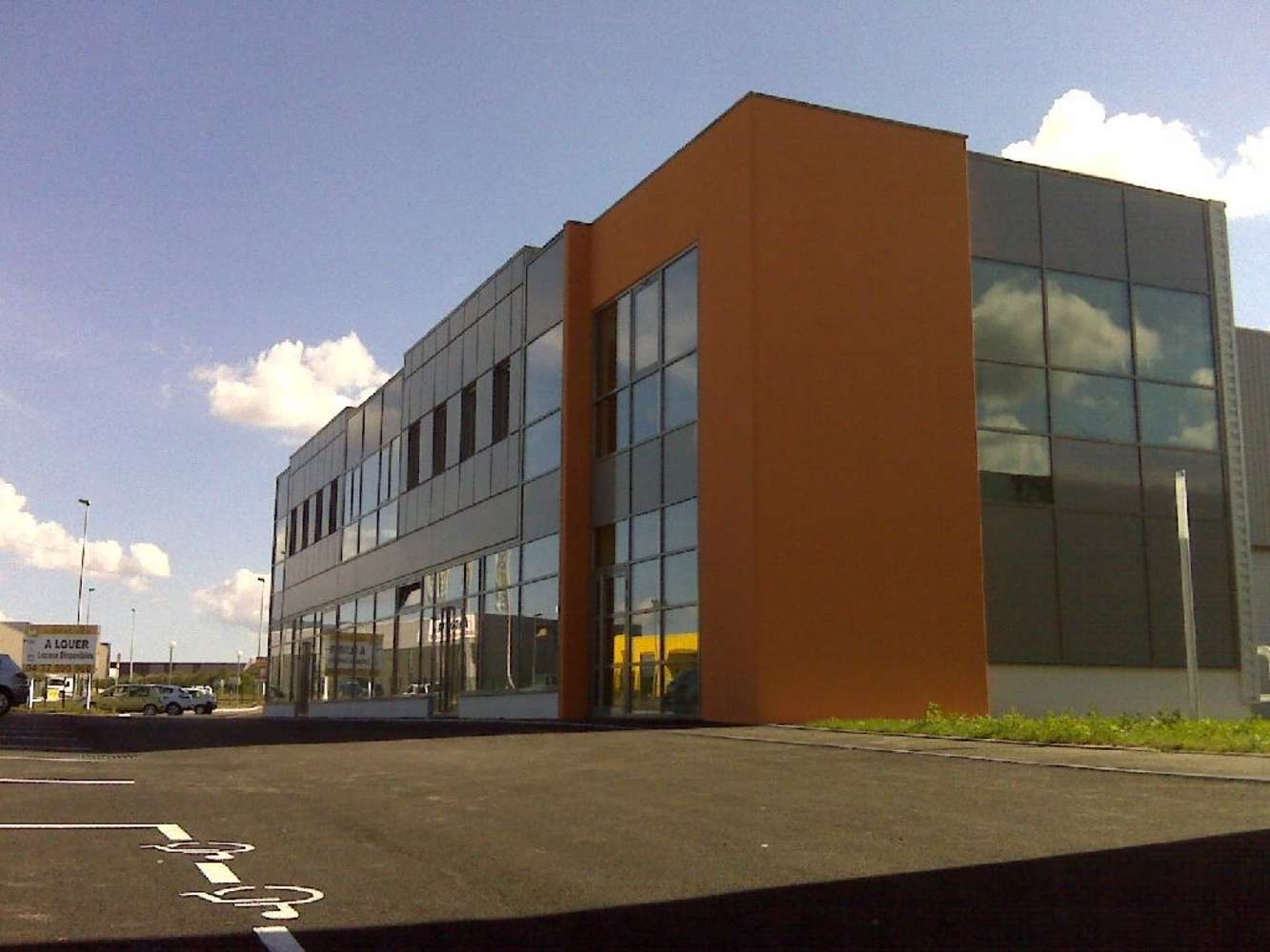 Activités/entrepôt Arnas, 69400 - Local d'activité à louer - Arnas (69) - 10021055