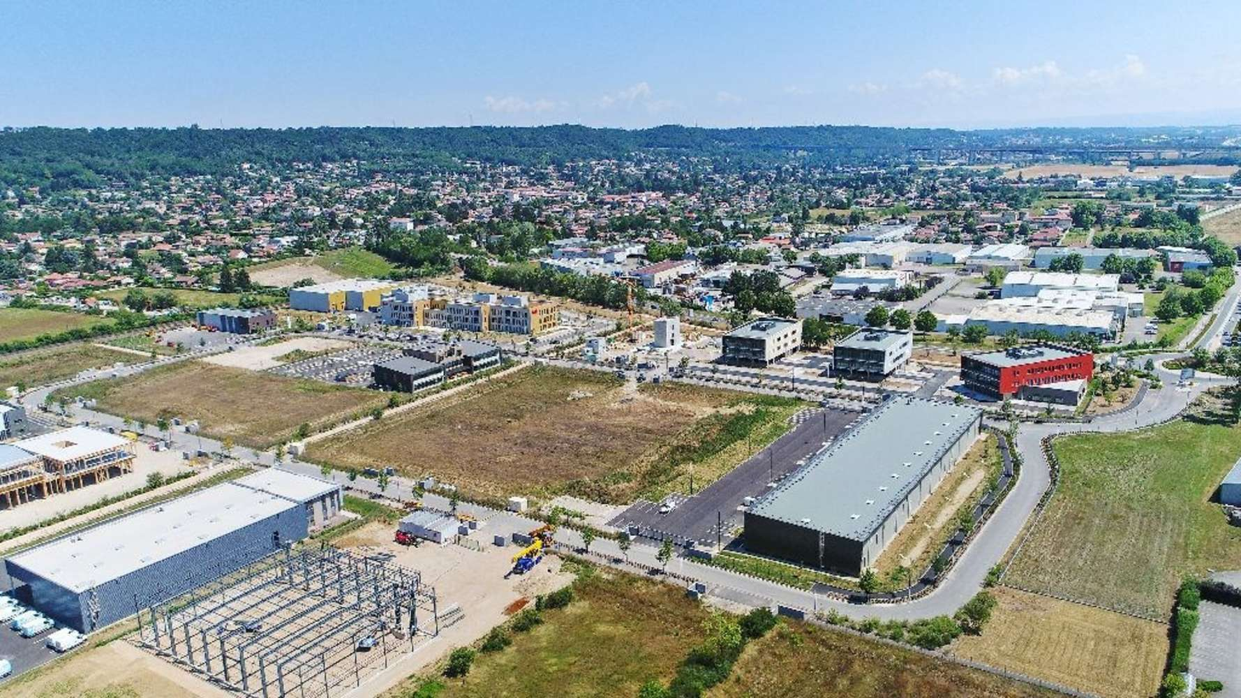 Activités/entrepôt Beynost, 01700 - LOCATION LOCAUX D'ACTIVITÉ LYON NORD - 10021081