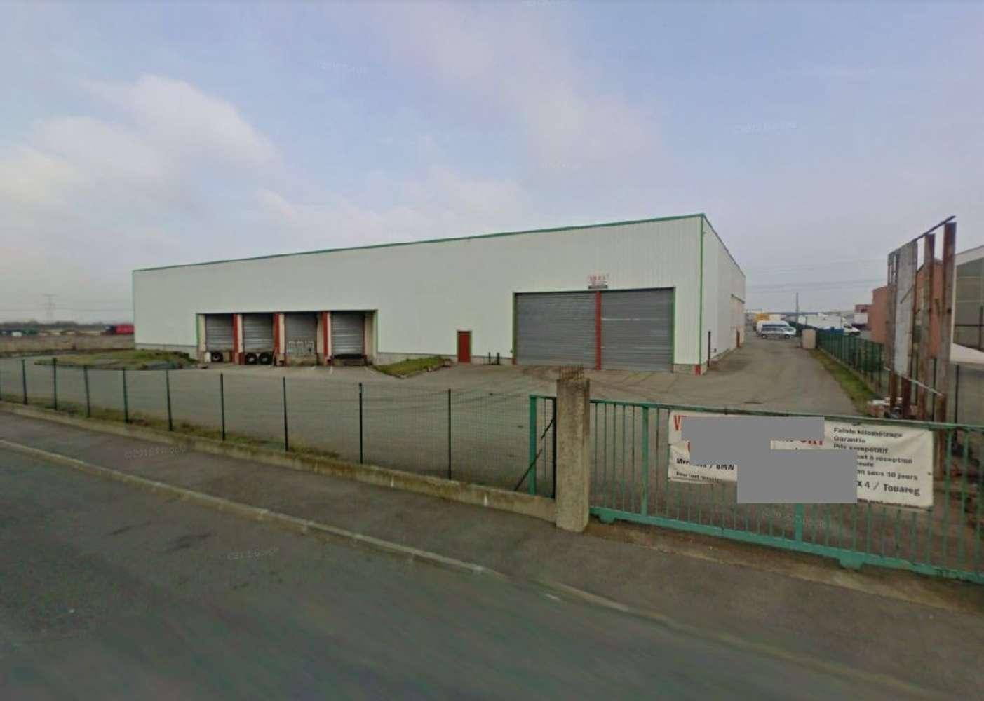 Activités/entrepôt St pierre de chandieu, 69780 - Batiment industriel à louer - Lyon Sud - 10021106