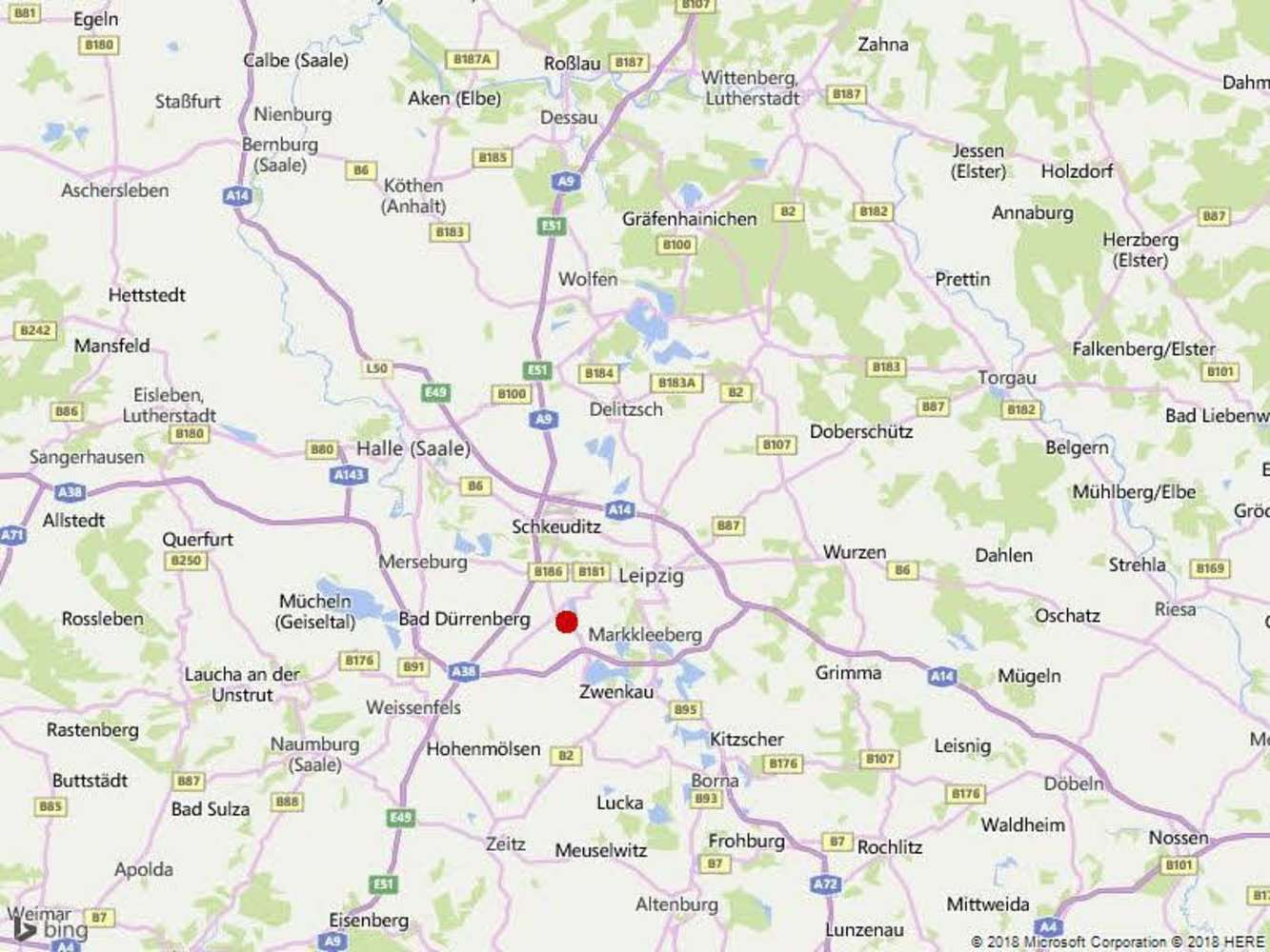 Hallen Markranstädt, 04420 - Halle - Markranstädt, Kulkwitz - B1366 - 10024265
