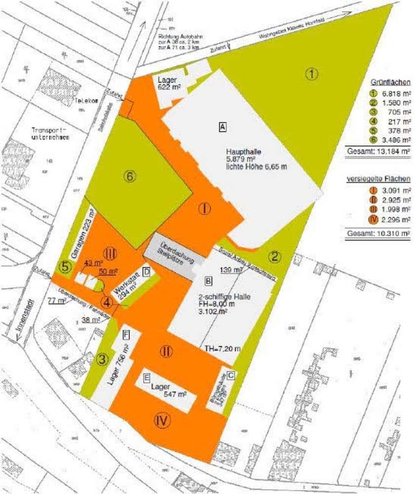 Hallen Allstedt, 06542 - Halle - Allstedt - B1679 - 10026082