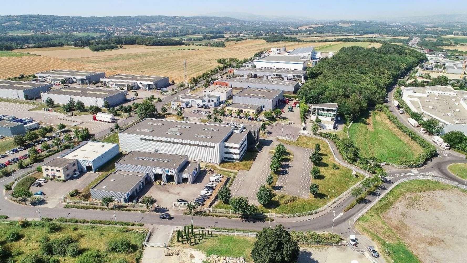 Activités/entrepôt Chaponnay, 69970 - Bâtiment mixte à louer - Proche Lyon - 10026828