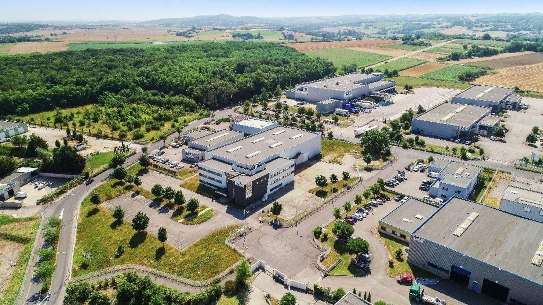 Activités/entrepôt Chaponnay, 69970 - Bâtiment mixte à louer - Proche Lyon - 10026829
