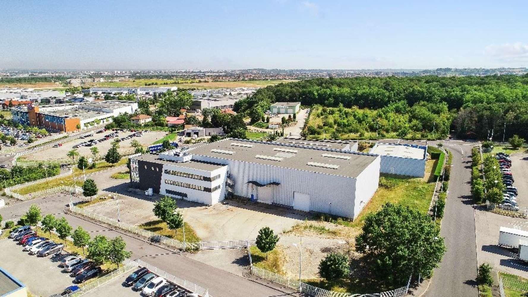 Activités/entrepôt Chaponnay, 69970 - Bâtiment mixte à louer - Proche Lyon - 10026830