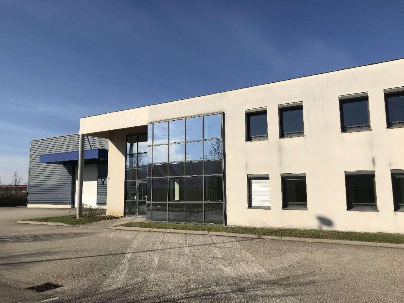 Activités/entrepôt Genas, 69740 - ENTREPOT À VENDRE LYON / GENAS - 10026832