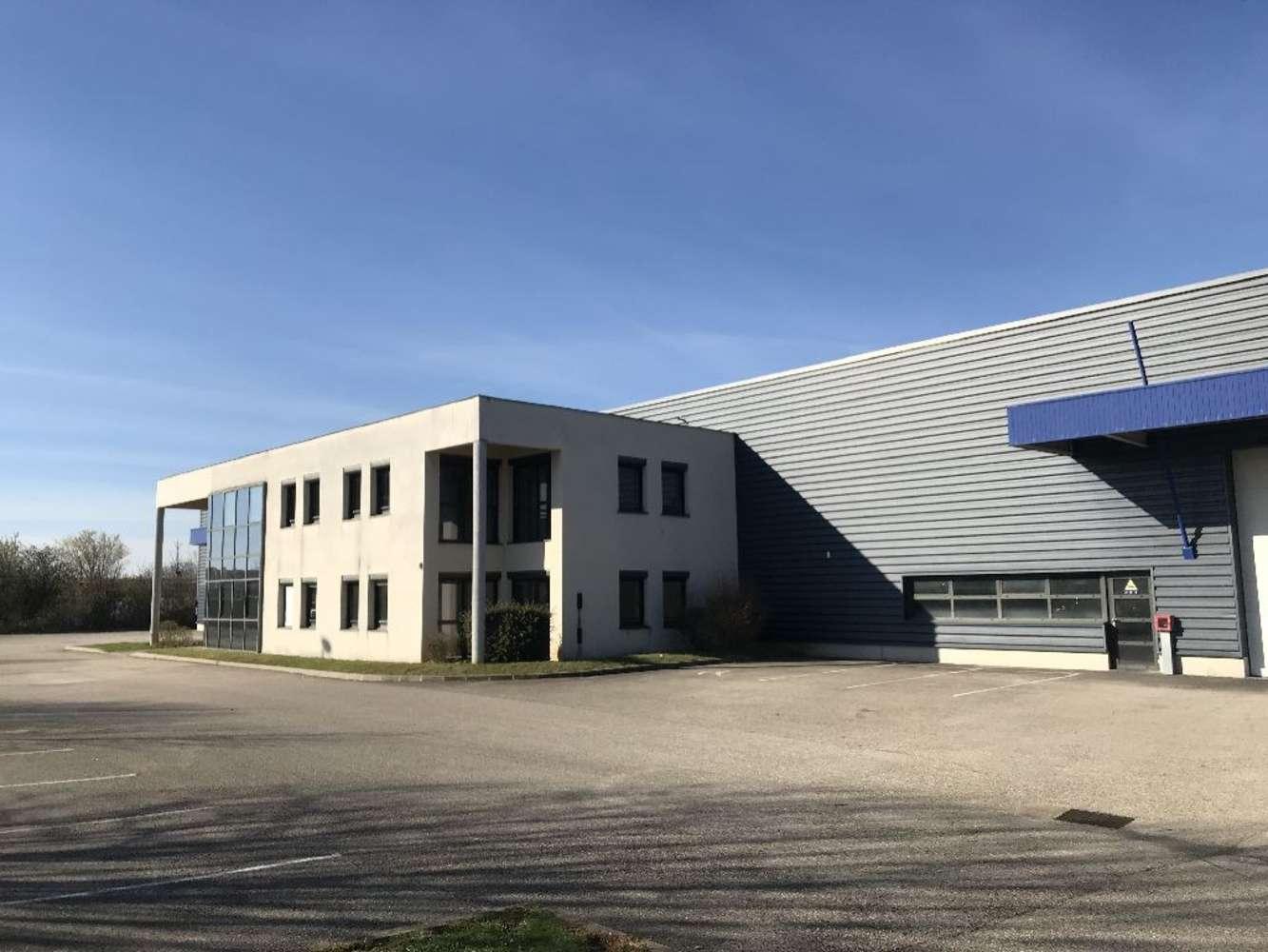Activités/entrepôt Genas, 69740 - ENTREPOT À VENDRE LYON / GENAS - 10026833