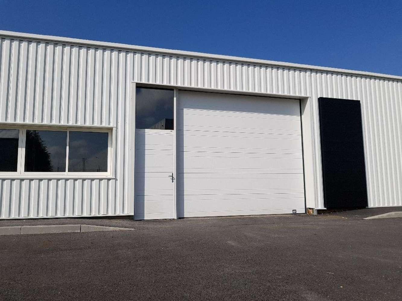 Activités/entrepôt Reyrieux, 01600 - Location locaux d'activité Lyon Nord - 10026841