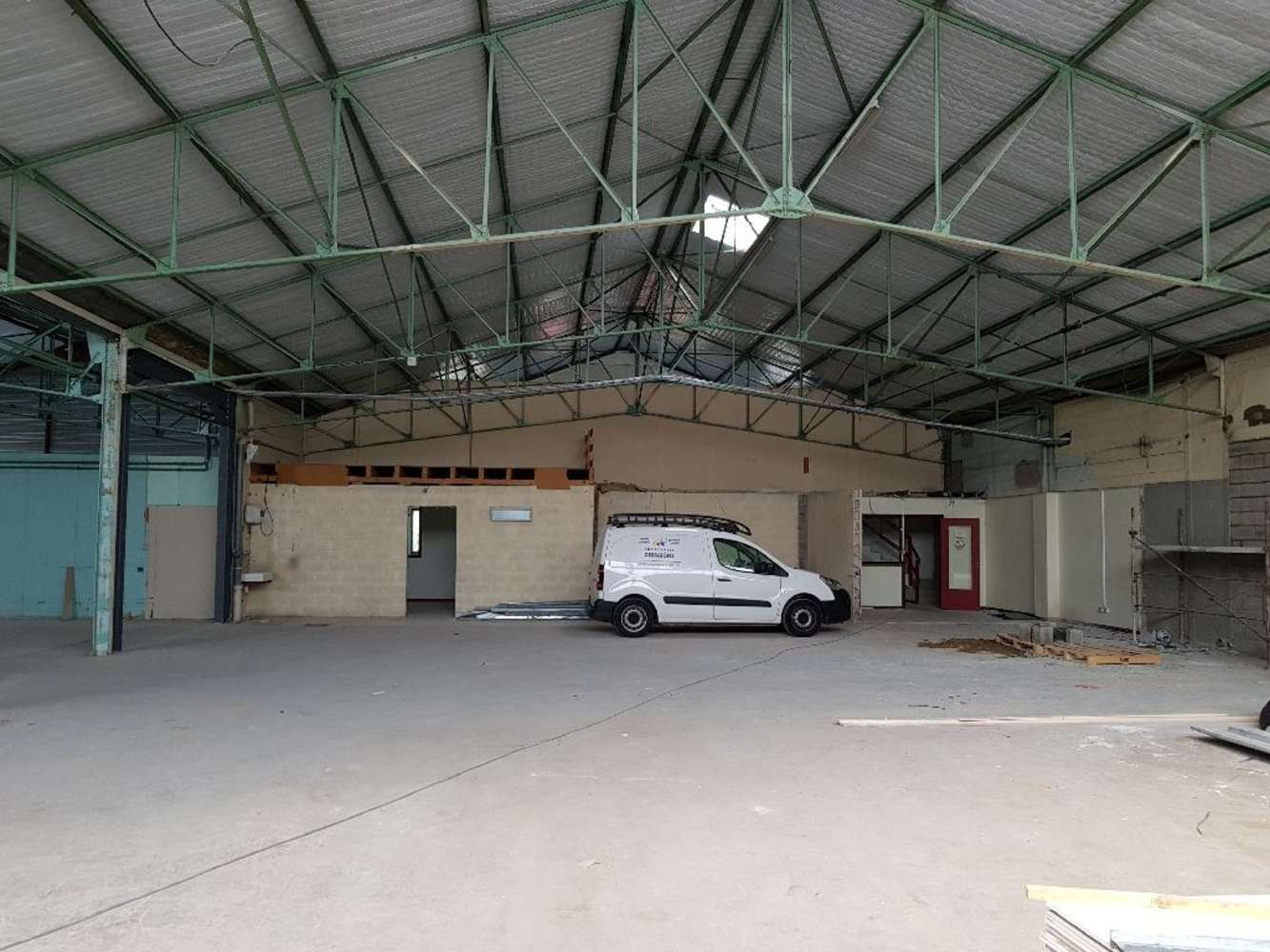 Activités/entrepôt Reyrieux, 01600 - Location locaux d'activité Lyon Nord - 10026845