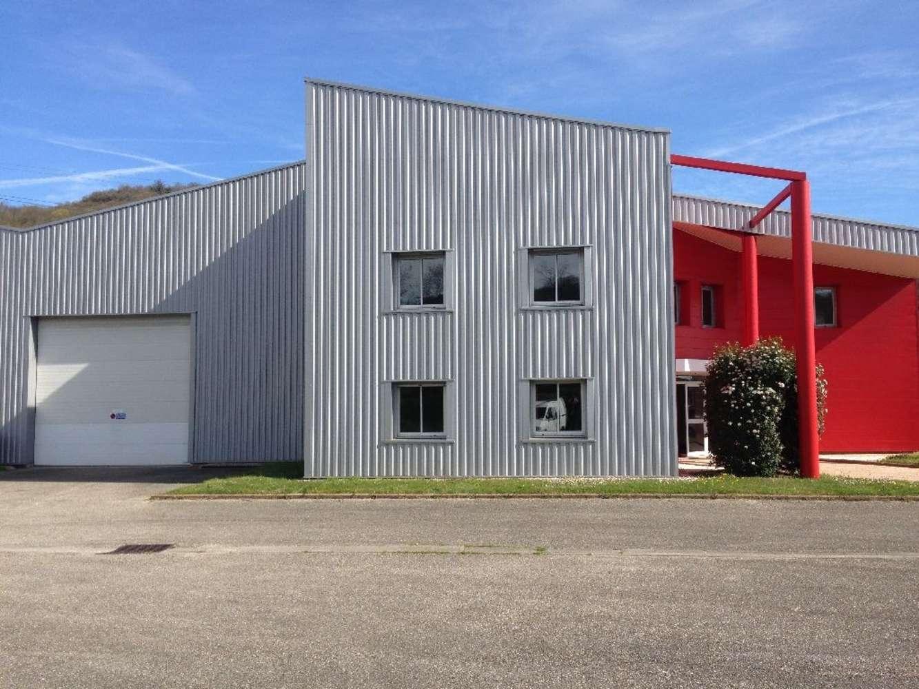 Activités/entrepôt Vienne, 38200 - Locaux d'activité - Proximité Lyon (69) - 10029406