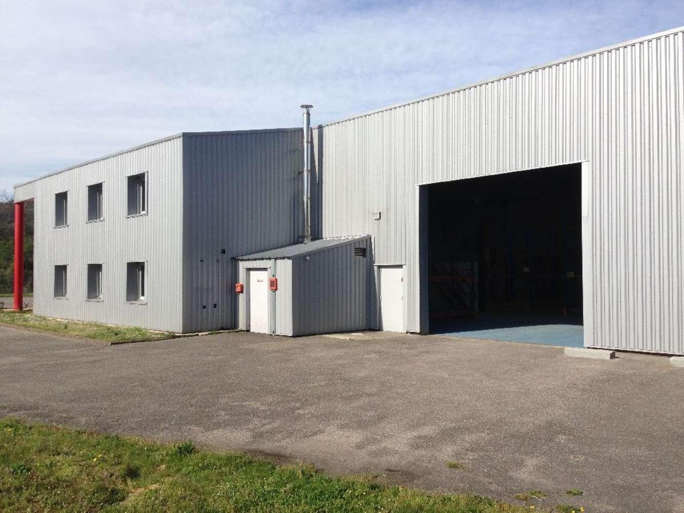 Activités/entrepôt Vienne, 38200 - Locaux d'activité - Proximité Lyon (69) - 10029407