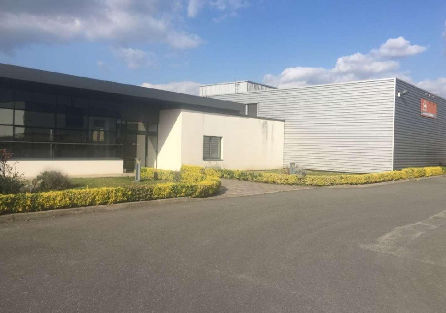 Activités/entrepôt Mery sur oise, 95540 - 32 CHEMIN DES BOEUFS - 10033974