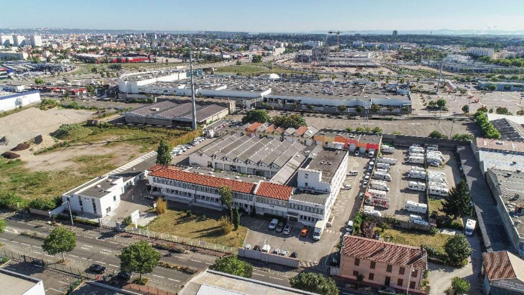 Activités/entrepôt Venissieux, 69200 - Location entrepot Vénissieux - Lyon Est - 10035346