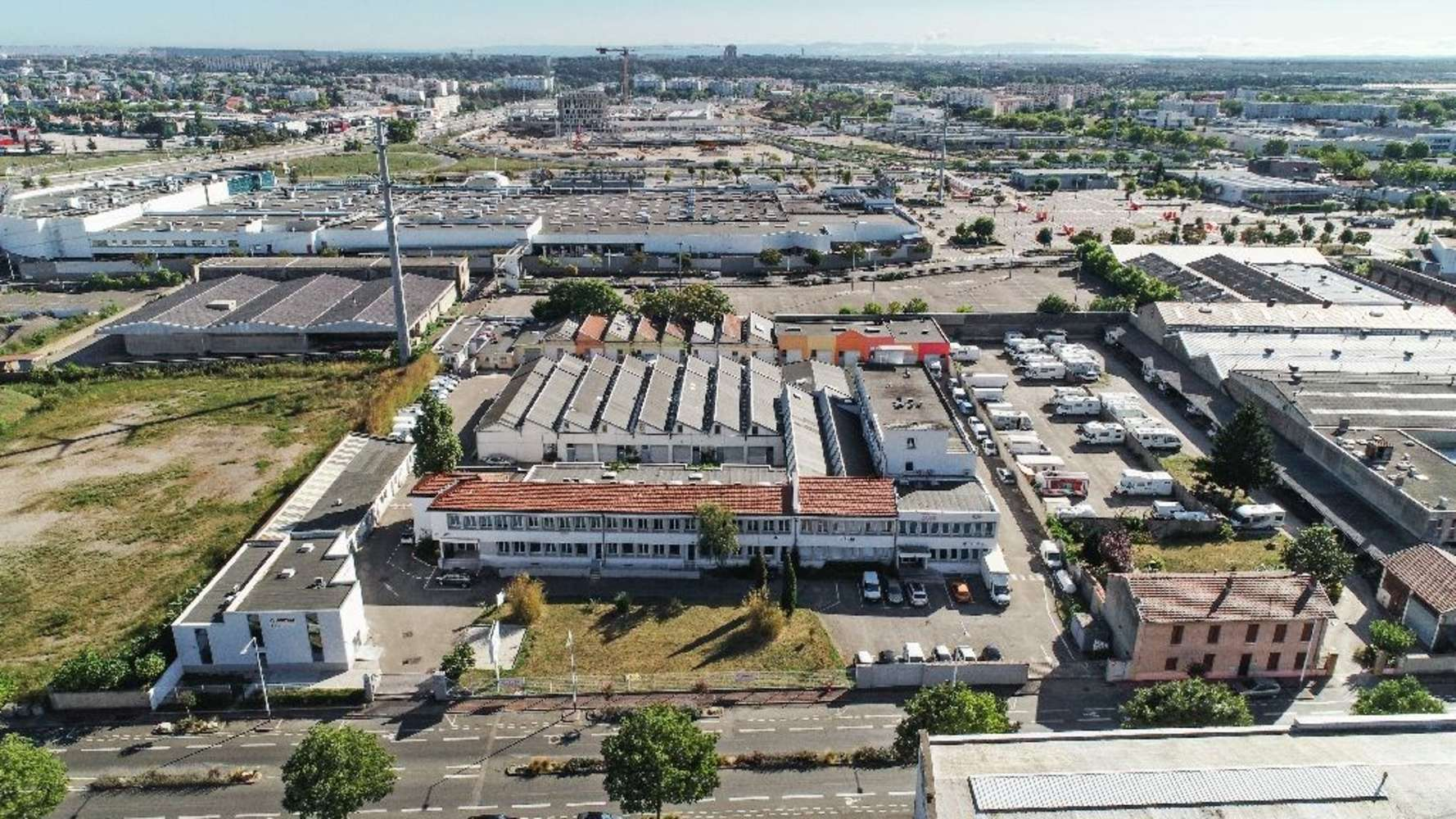Activités/entrepôt Venissieux, 69200 - Location entrepot Vénissieux - Lyon Est - 10035348