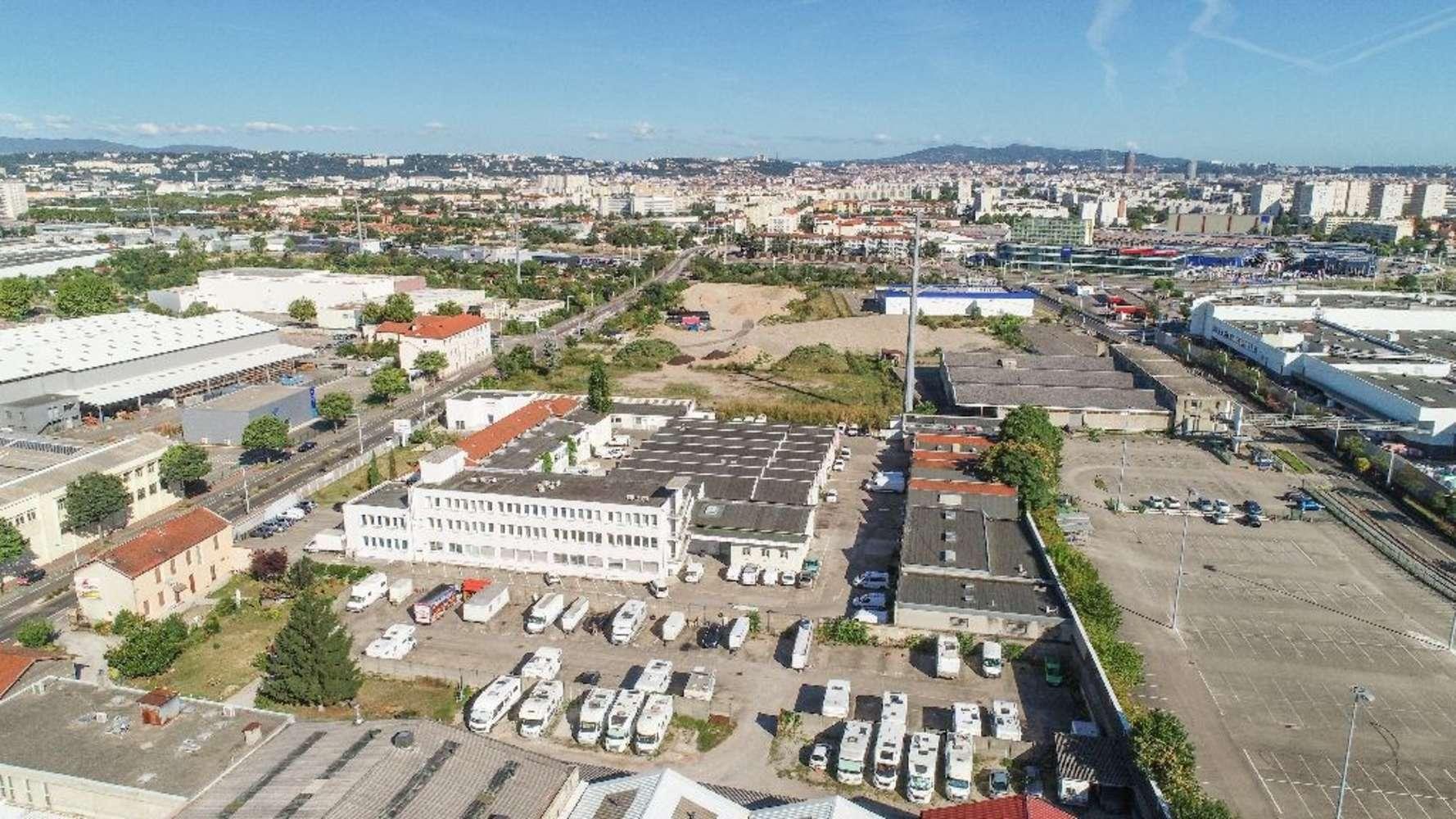 Activités/entrepôt Venissieux, 69200 - Location entrepot Vénissieux - Lyon Est - 10035349