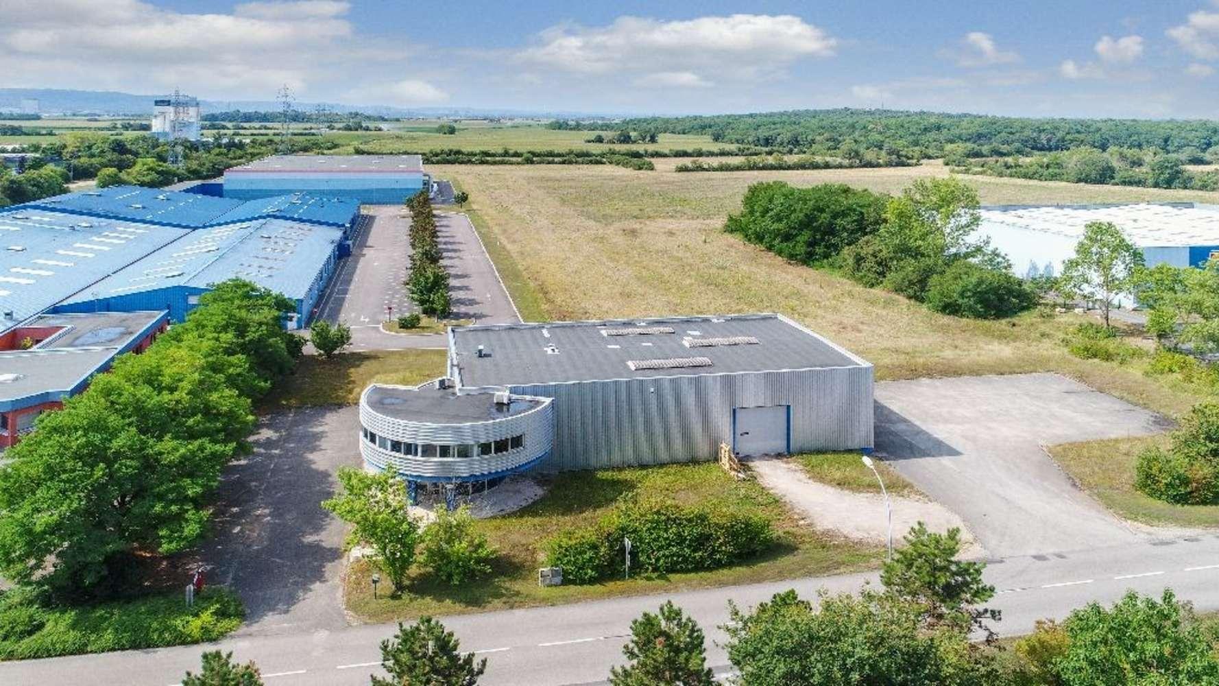 Activités/entrepôt Blyes, 01150 - Achat / Location batiment mixte Lyon Ain - 10035352