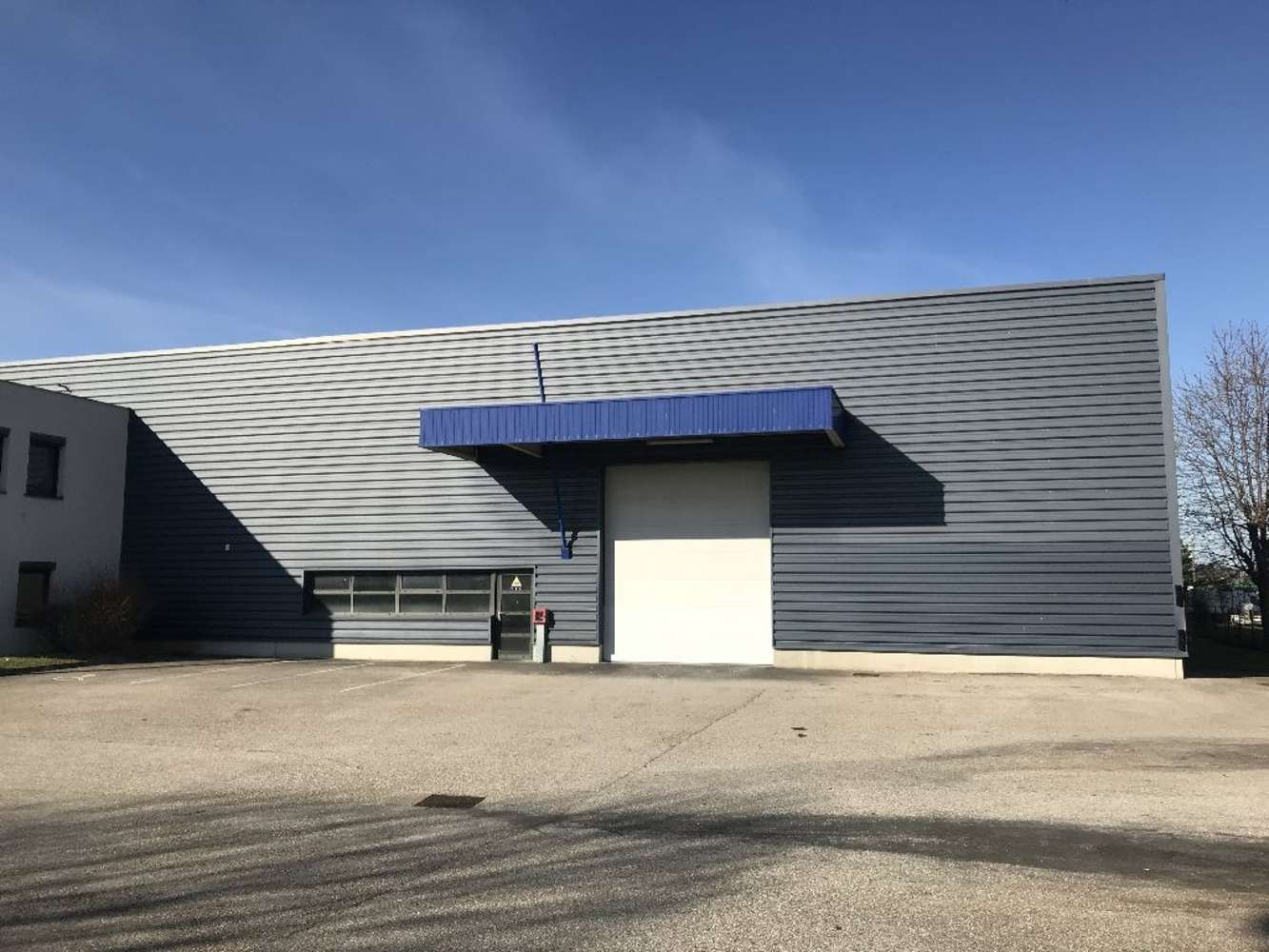 Activités/entrepôt Genas, 69740 - ENTREPOT À VENDRE LYON / GENAS - 10035387