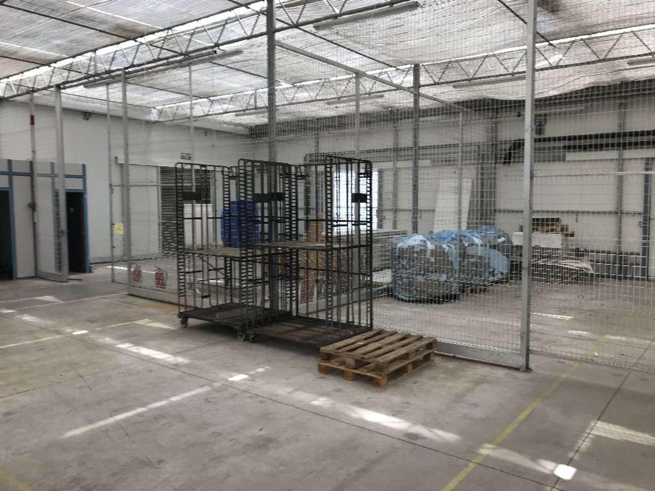Activités/entrepôt Montagnat, 01250 - Entrepot à louer Lyon Nord-Est - Ain - 10035420