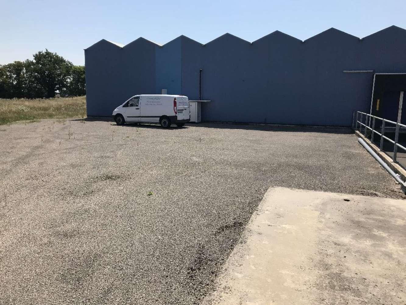 Activités/entrepôt Montagnat, 01250 - Entrepot à louer Lyon Nord-Est - Ain - 10035421