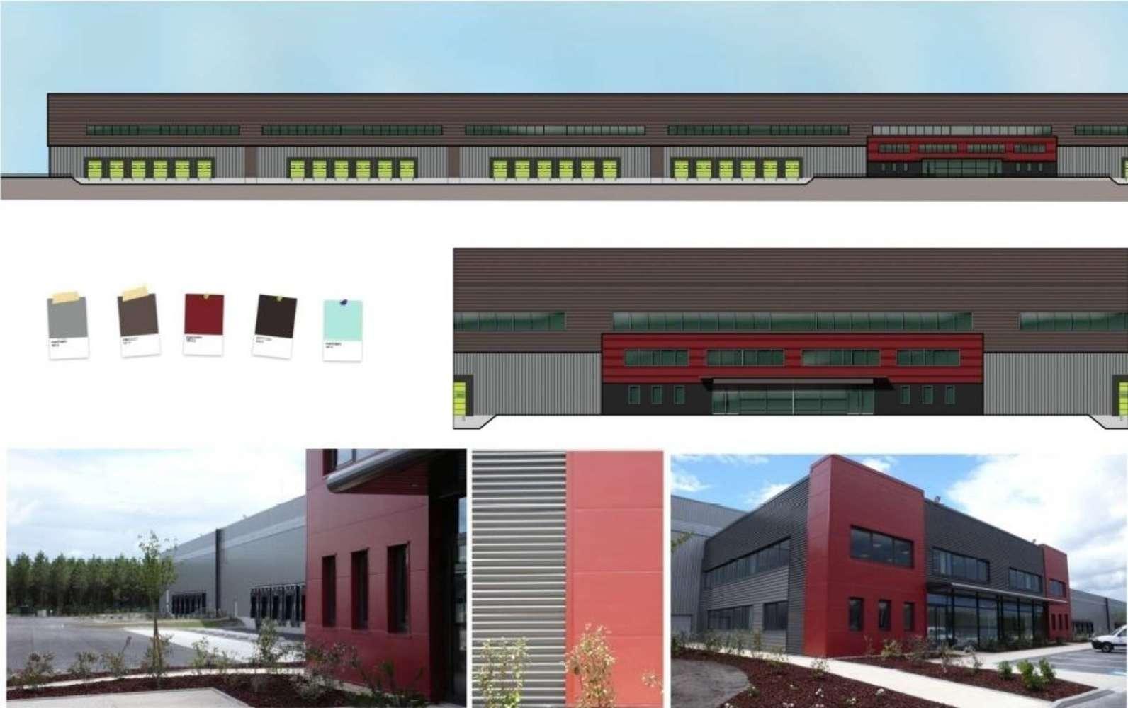 Plateformes logistiques Bully les mines, 62160 - ZAC DE L'ALOUETTE - 10042377