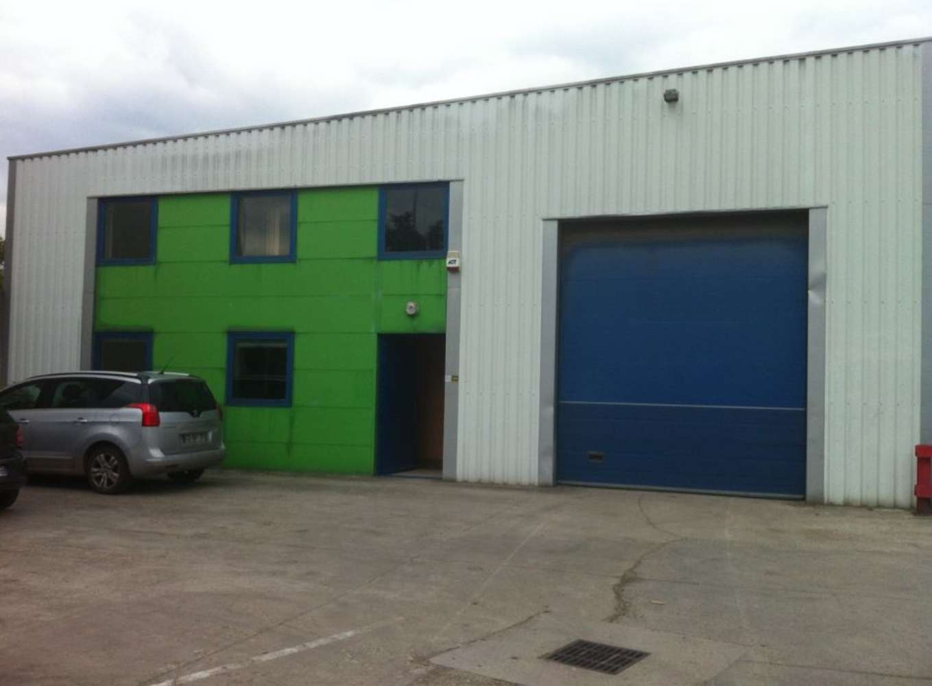 Activités/entrepôt Argenteuil, 95100 - 26BIS RUE JEAN POULMARCH - 10044635
